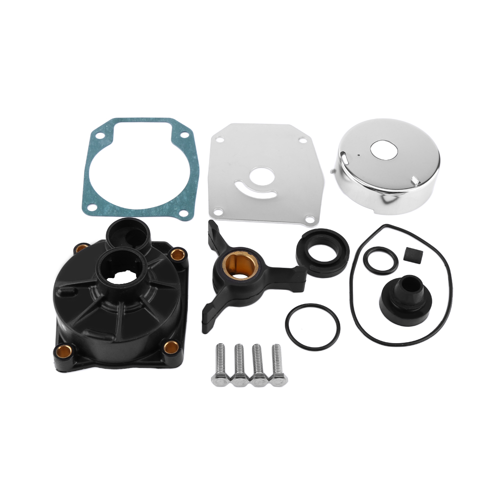Brand New quality metal and plasticWater Pump Impeller Repair Kits For for Johnson Evinrude <font><b>40</b></font> 48 50 <font><b>HP</b></font> <font><b>outboard</b></font> <font><b>motors</b></font> image