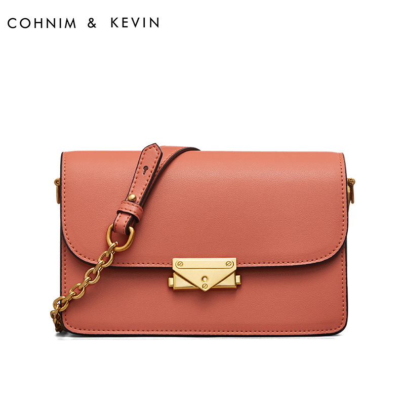 Factory Source WOMEN'S Leather Bags 2019 New Style Bag Women's WOMEN'S Cross-body Bag Versatile INS Fashion Shoulder Bag