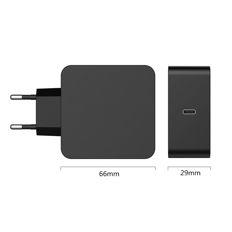 Image 2 - 65W 45W 20V 3.25A USB c Type C PD Fast Charger Power Laptop  Adapter for Macbook Pro 12 13 ,lenovo,Huawei,Matebook ,HP, DELL  XPS,Laptop Adapter