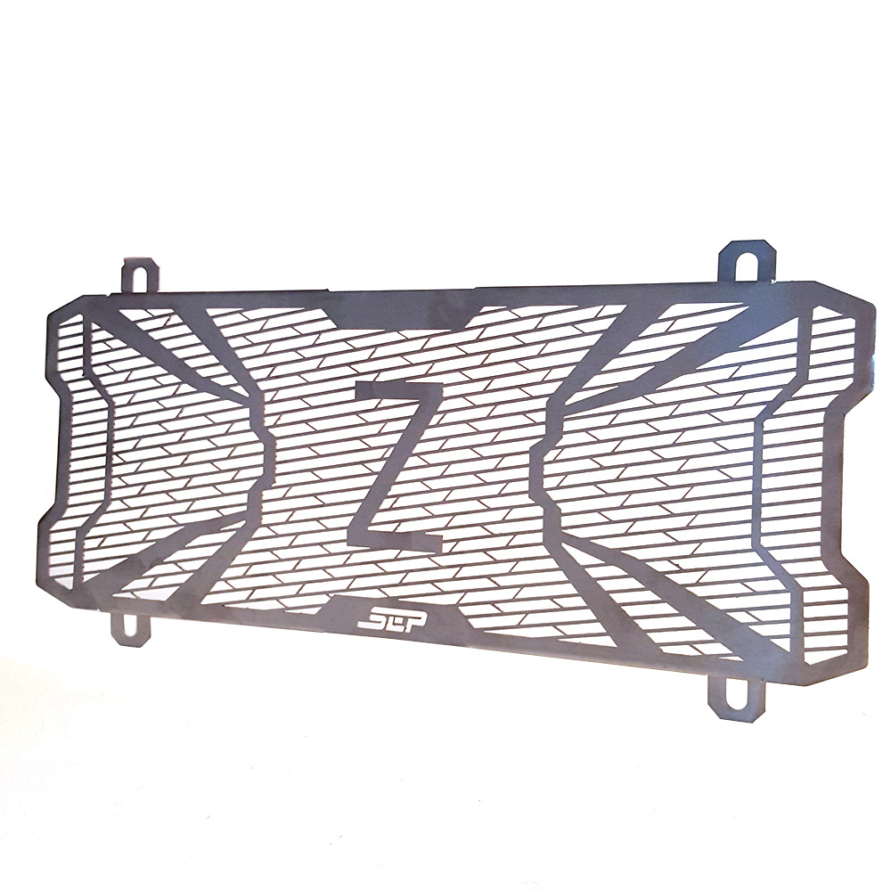 Kawasaki Motorcycle Accessory Z650 Lines Modified Protective Cover Water Tank Network Condenser Protection