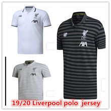 adults 19/20 poloes jersey 2019 Liverpoole jerseys 19/20 M.SALAH FIRMINO VIRGIL ROBERTSON INGS Home Away MANE Football Shirt(China)