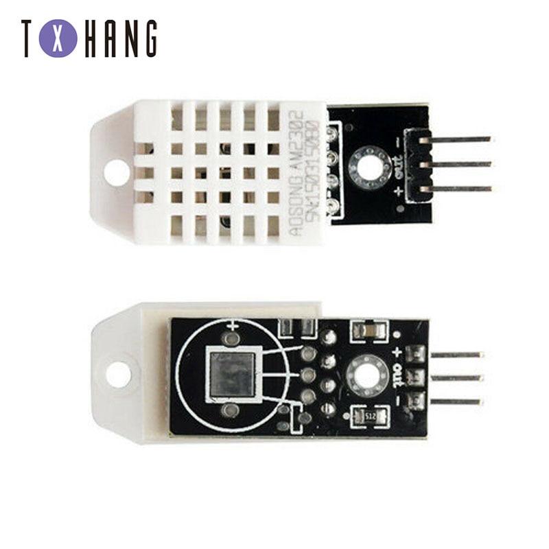 DHT12 Digital Temperature/&Humidity Sensor Single Bus I2C AM2320 Replace AM2302