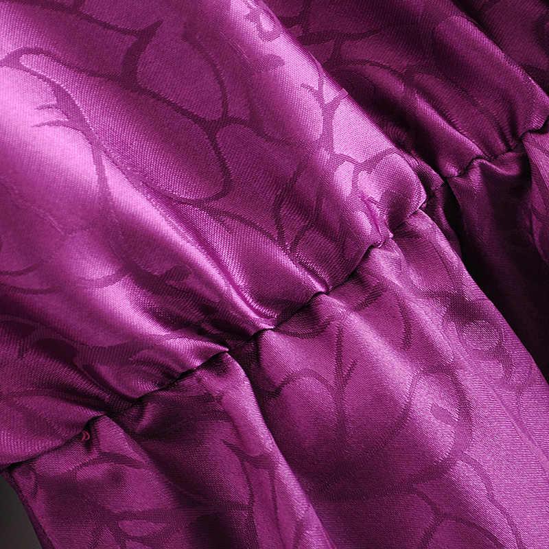 패션 Za 여성 드레스 2020 솔리드 컬러 새시 세련된 O 칼라 긴 소매 캐주얼 슬림 드레스 여성 숙녀 Vestidos