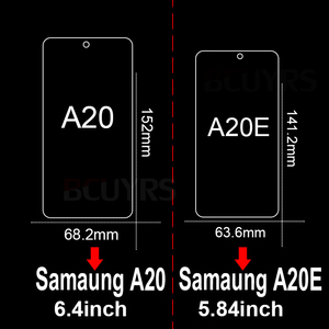 Image 3 - 3 1Pcs Protective Glass For Samsung Galaxy A50 A51 A30 A20 A60 Screen Protector For Samsung A40 A70 A80 A90 A10 Tempered Glass