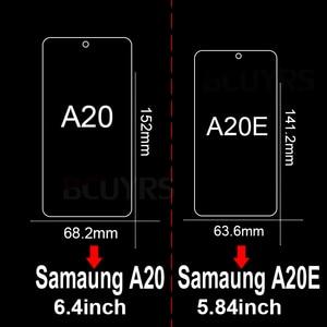 Image 3 - 3 1Pcs Schutz Glas Für Samsung Galaxy A50 A51 A30 A20 A60 Screen Protector Für Samsung A40 A70 a80 A90 A10 Gehärtetem Glas