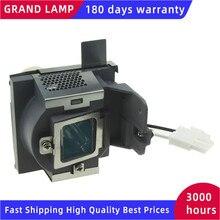 Сменная прожекторная лампа 5j.j9r05001 с корпусом для BENQ ms505 MX505/MS506/MS507/MS512H/M, Гарантия 180 дней, HAPPY BATE