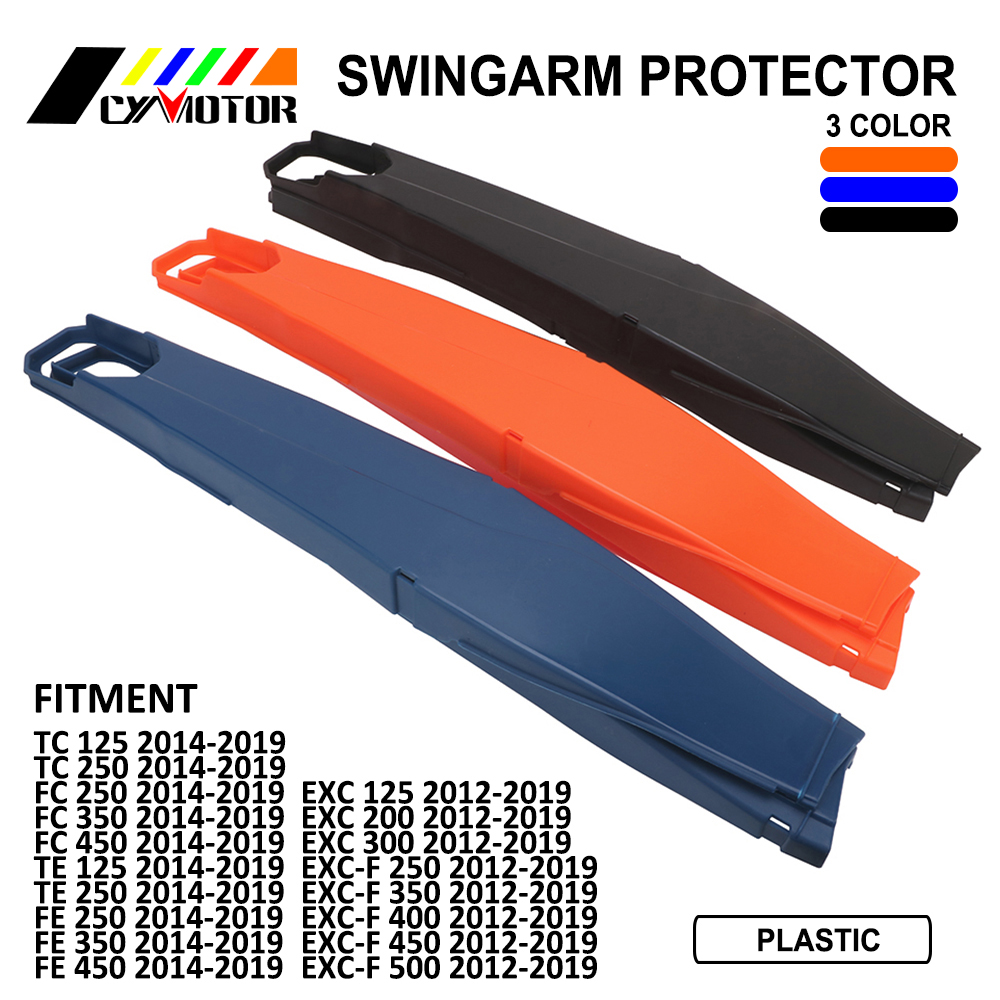 Motorcycle Swing Arm Protector Swingarm Guard Protection For KTM Husqvarna EXC EXCF TC FC TE FE 125 200 250 300 350 400 450 500