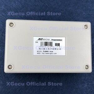 Image 5 - Black socket V10.27 XGecu TL866II Plus USB Programmer support 15000+IC SPI Flash NAND EEPROM MCU replace TL866A TL866CS+26 parts