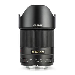 Image 3 - VILTROX AF 33mm AF33mm f/1.4XF אוטומטי פוקוס קבוע פוקוס עדשת F1.4 עדשה למצלמה Fujifilm X הר X T3 X H1 X20 X T30 X T20 X T10