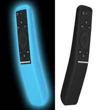 Samsung controle remoto smart tv caso capa protetora de silicone caso macio para tv BN59-01242A BN59-01244A BN59-01241A