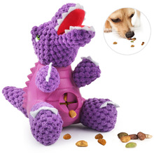 Dog-Toys-Accessories Feeders Food-Toy Pet-Product-Interactive Dinosaur Dogs Doggy