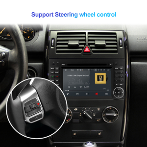 Image 4 - Isudar Car Multimedia Player 2 din Android 10 Stereo System For Mercedes/Benz/Sprinter/W169/B200/B class Car DVD Radio GPS DSP