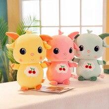 22-40cm Lovely and beautiful new plush toy soft down cotton lamb doll childrens Stuffed animal cartoon WJ030