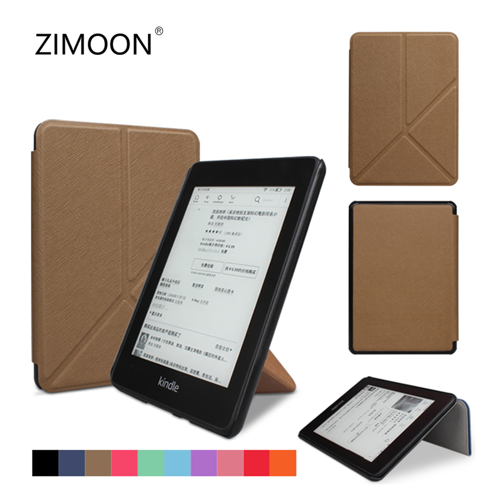 Новый смарт-чехол для Kindle 10, чехол для Kindle Paperwhite 2/3/4, складной чехол для Paperwhite 10, 2019 с подставкой