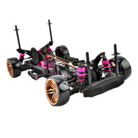 3 RACING Xis High speed Drift Remote Control Car Professional Rc Adult Four wheel Drive Model Car frame kit