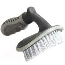 T字型車のタイヤブラシt字型ホイールハブ洗車ブラシ車のリムブラシ洗浄ブラシ車のクリーニングツール