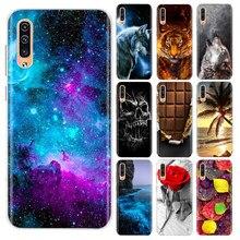 Capa para samsung galaxy a50 a30s caso silicone telefone macio tpu proteção traseira capa para samsung galaxy a30s a 30s a307f um 50 caso