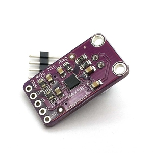 Image 3 - MAX9814 Microphone AGC Amplifier Board Module Auto Gain Control For Uno Programmable Attack And Release Ratio Low THD