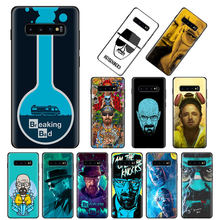 สำหรับ Samsung Galaxy S10 S10e S20 Ultra S8 S9 S10 S20 PLUS หมายเหตุ 8 9 10 Plus 5G Coque Breaking Bad Chemistry Walte(China)