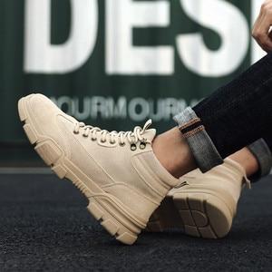 Image 3 - أحذية رياضية رجالية حذاء كاجوال أحذية رياضية رجالية للتدريب Masculino Zapatillas Hombre الأحذية الأدوات أحذية عالية أفضل مارتن الأحذية