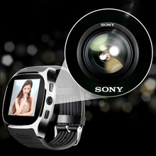 Smart-Watch Camera Music-Player Whatsapp Android ZSX Ce with Facebook/Whatsapp/Sync/Sms