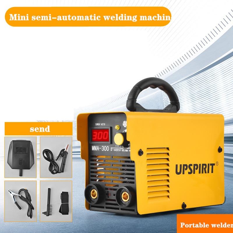 Welding Machine Household 220V Portable DC Inverter Mini Portable Welding Machine
