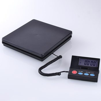 Multifunction Luggage Scale 50kg Parcel Letter Scale Postage Weighing Electronic Postal Scale Digital Weight Kitchen Scales image