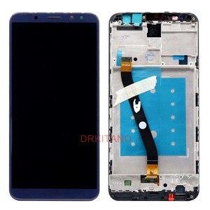 Image 4 - Drkitano Display Voor Huawei Mate 10 Lite Lcd Display Nova 2i RNE L21 Touch Screen Voor Huawei Mate 10 Lite Display met Frame