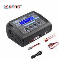 HTRC 150W C150 10A lipo chargeur ca/cc RC batterie intelligente pour LiPo LiHV vie Lilon NiCd NiMh Pb déchargeur de batterie chargeur d'équilibre