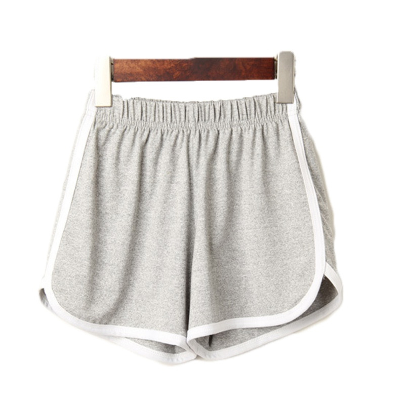 2020 Summer Street Casual Women Short Pants Women All-match Loose Solid Soft Cotton Casual Female Stretch Shorts Plus Size
