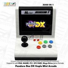 2021 Pandora Box DX 3000 in 1 single mini arcade retro bartop arcade joystick Can save game progress High score record 3d tekken