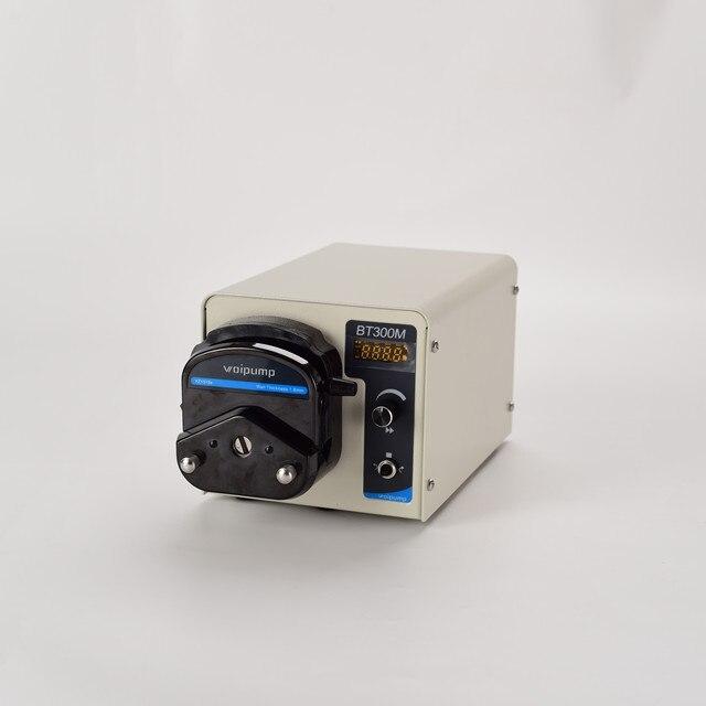 Cost High accuracy Easy Operation Basic Peristaltic Pump BT300M/YZ1515X