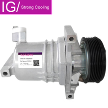 CR-10 AC Compressor For Nissan Versa Livina 1.6L 92600CJ73A W10A1812098 A42011A2901501 92600CJ73E 92600CJ73D 92600CJ73A