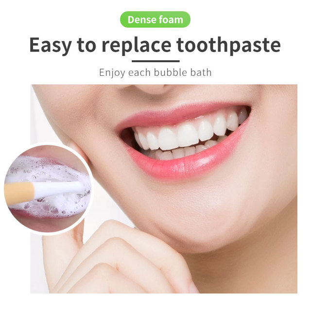 LANBENA Teeth Whitening Powder Tangy Lemon Lime Hygiene Dental Toothpaste Tool Oral Cleaning White Protect Bright Teeth Care 30g