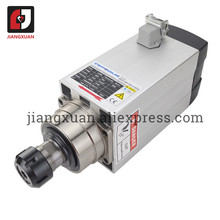 Spindle-Motor Router Milling-Machine Cooled ER25 ER20 for Engraving GDZ120X103 GDZ93X82