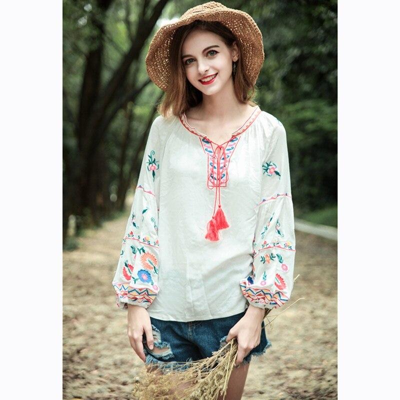 Women Long Sleeve Blouse Top