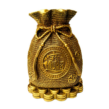 Money-Box Fengshui Decoration Crafts Living-Room Lucky Cornucopia Copper Deposit-Bag