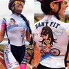 Roupa de ciclismo feminina manga curta, equipamento de equipe corporal sexy de tri skinsuit, roupas de ciclismo personalizadas, triathlon, 2020 26