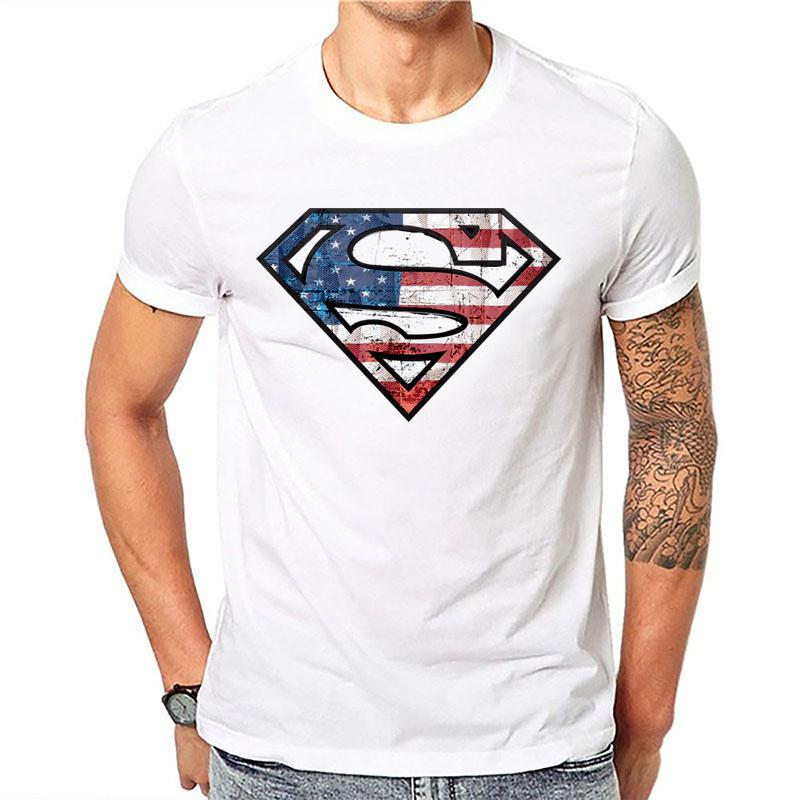 Men's T-shirt Short Sleeve Round Neck Men O Neck Cotton Short Sleeve Lovely T-shirts Animal Custom Men T-shirts Promo