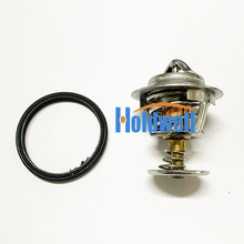 Holdwell 71°C 160°F Thermostat 1A021-73012 for Kubota D1503 V2003 L3830D BX2670 M7060D +