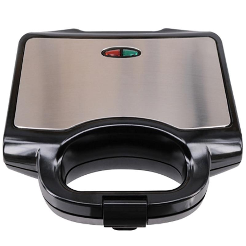 Multifunctional Electric Mini Sandwich Makers Grilling Panini Plate Toaster Steak Hamburger Breakfast Machine Barbecue Oven Eu P