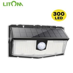 LITOM 300 LED Solar Lighting O