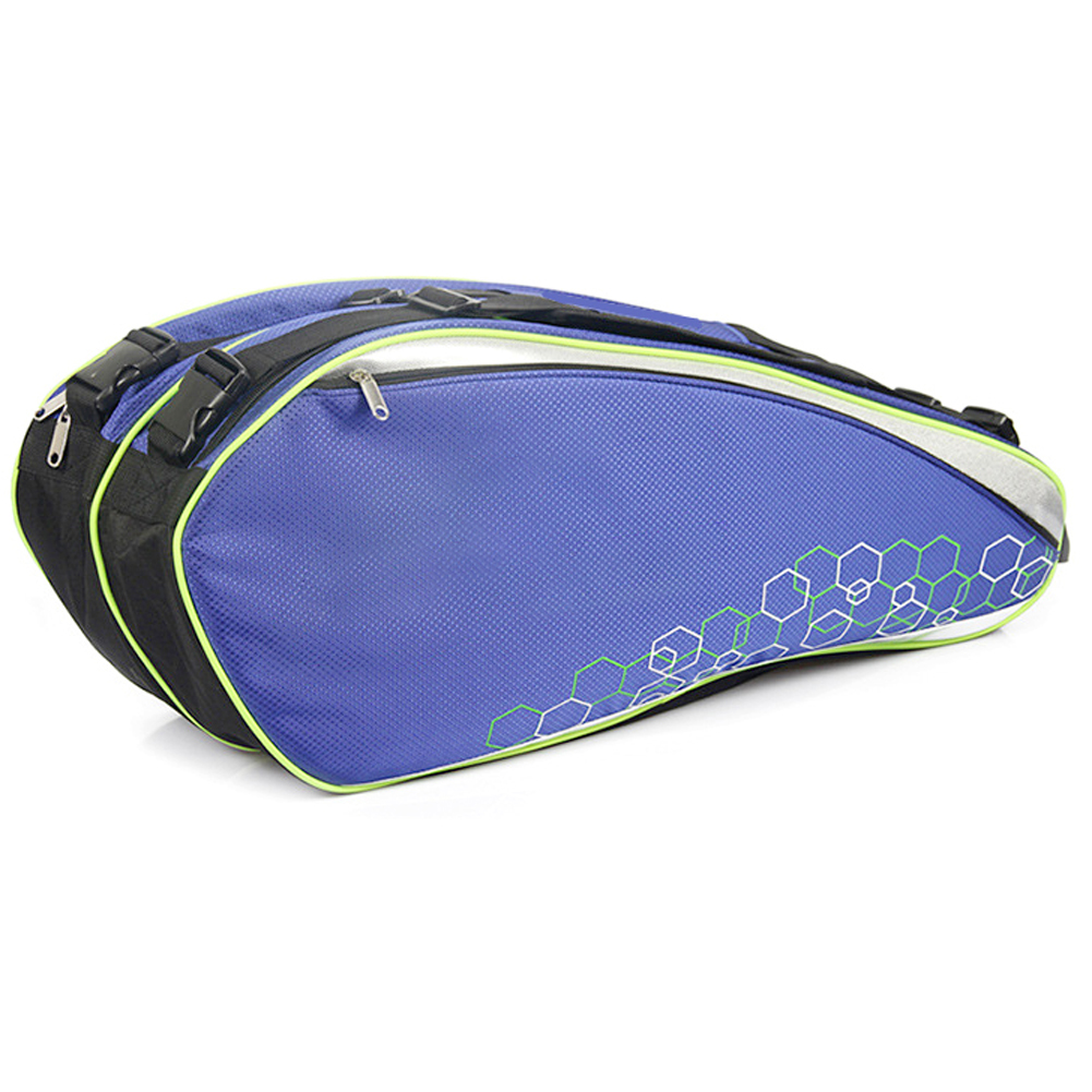 Waterproof Tennis Bag Professional Racquet Sports Bag Racket Backpack Badminton Bag Accessories Holding 6-12 Rackets