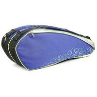 Waterproof Tennis Bag Professional Racquet Sports Bag Racket Backpack Badminton Bag Accessories Holding 6 12 Rackets