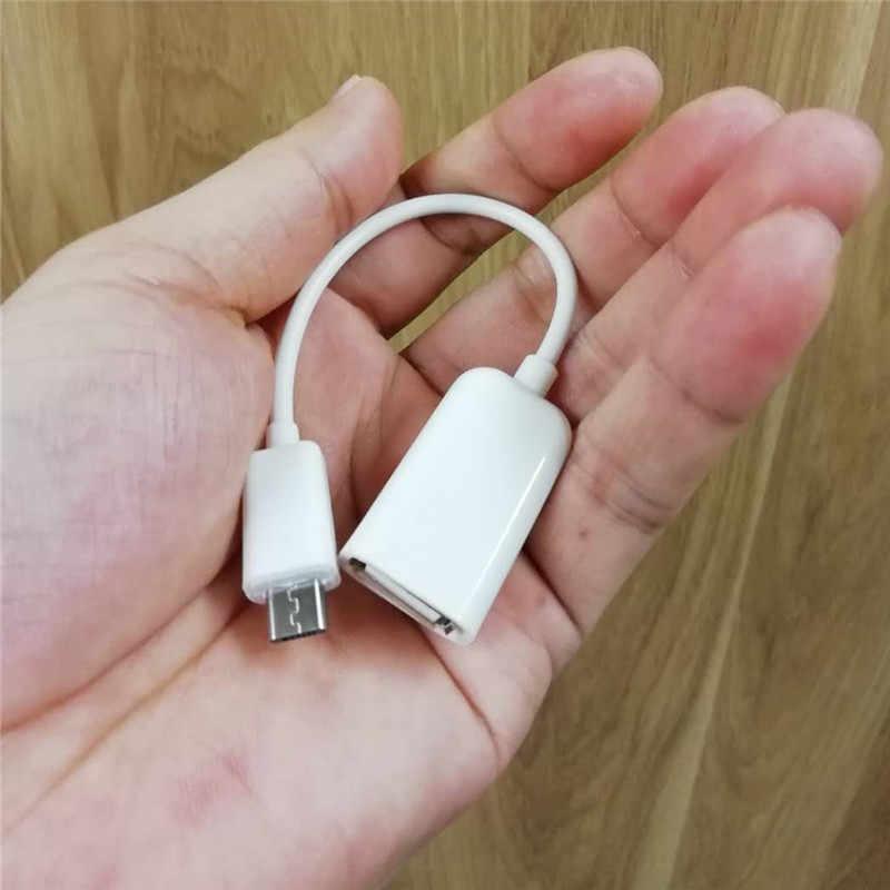 OTG Adaptor untuk Micro USB Ke USB untuk Ponsel Tablet Notebook Mouse Keyboard SD Pembaca Kartu Flash Drive Hard Disk usb Adaptor
