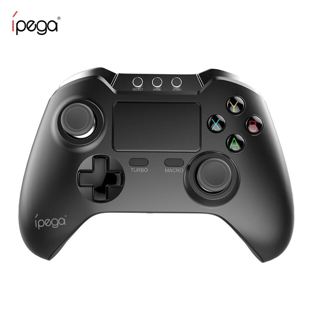Игровой коврик iPega 9069, геймпад с Bluetooth, геймпад на Android, игровой контроллер с тачпадом, джойстик для телефонов Android, ТВ-приставок