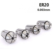 ER20 chuck Accuracy: 0.003mm range 3-13mm CNC machine tool spindle holder milling Milling Tool Fixture 4 6 8 10 mm