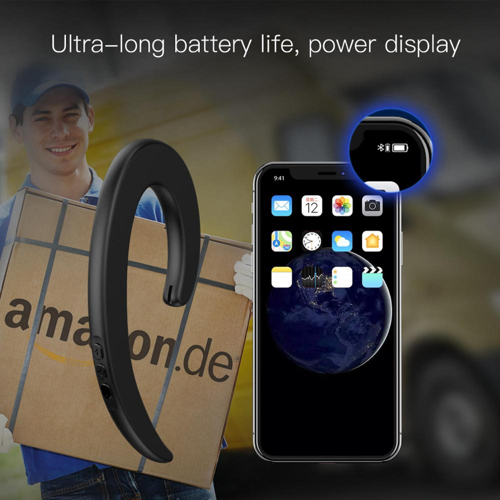 JAKCOM ET Non In Ear Concept Earphone New product as x3 silicone case wireless earphone speaker pro air Pakistan
