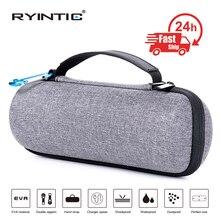 Opakowanie odporne na wstrząsy walizka podróżna do JBL Flip 3 Flip 4 Bluetooth głośnik torba z EVA walizka organizator głośnik akcesoria