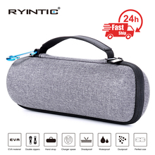 Shockproof Storage Carrying Travel Case For JBL Flip 3 Flip 4 Bluetooth Speaker EVA Bag Suitcase Organizer Speaker Accessories